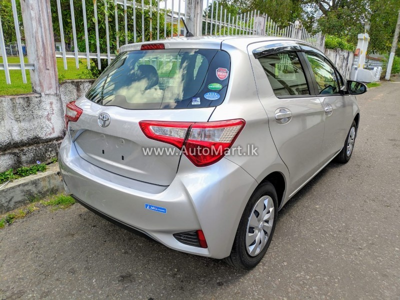 Image of Toyota Vitz 2017 Car - For Sale