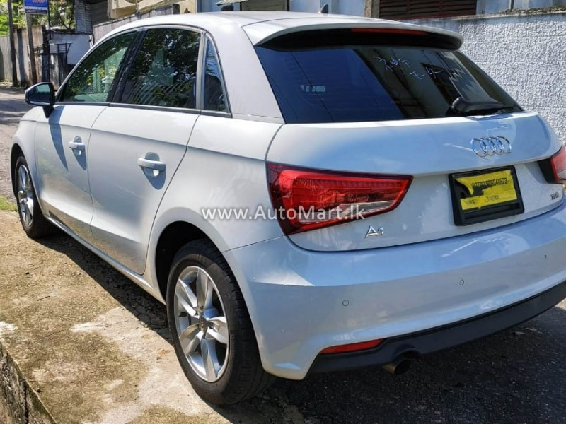 Image of Audi A1 2016 Car - For Sale