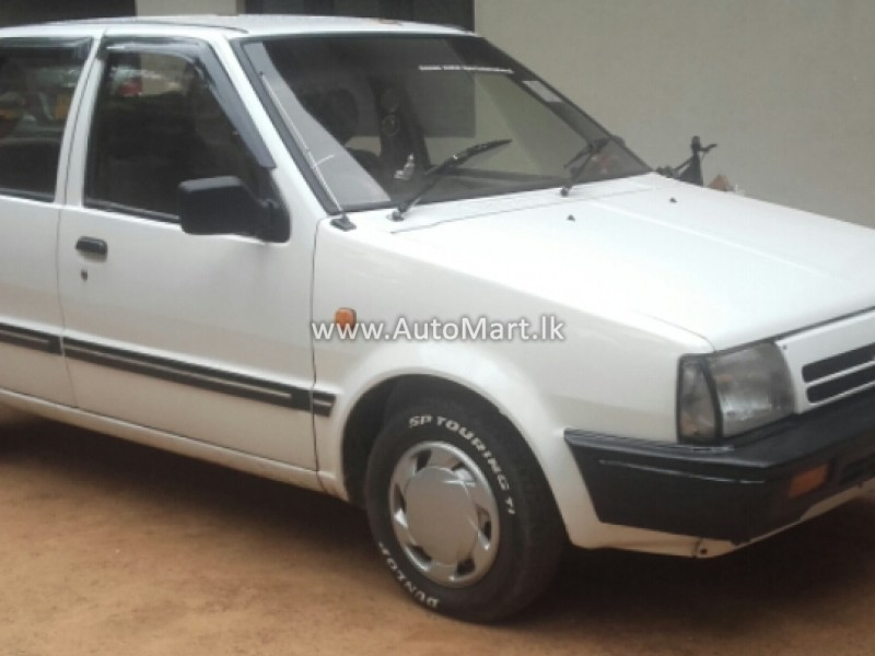 Image of Nissan March K10 1991 Car - For Sale