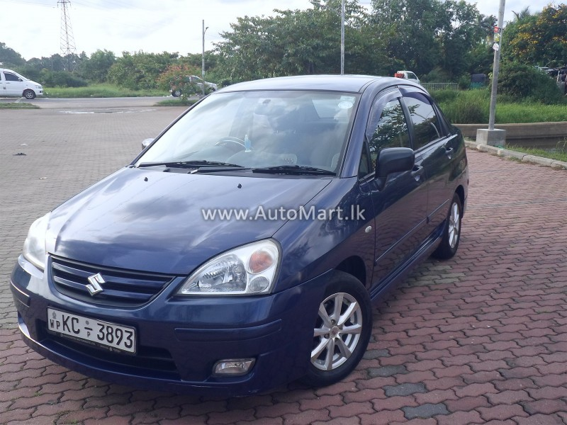 Image of Suzuki SUZUKI LIANA 2006 Car - For Sale