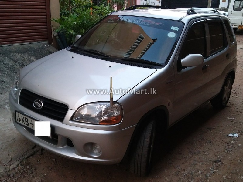Image of Suzuki Swift 2003 Car - For Sale