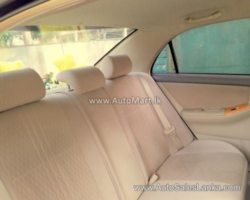 Image of Toyota COROLLA 121 G 2005 Car - For Sale