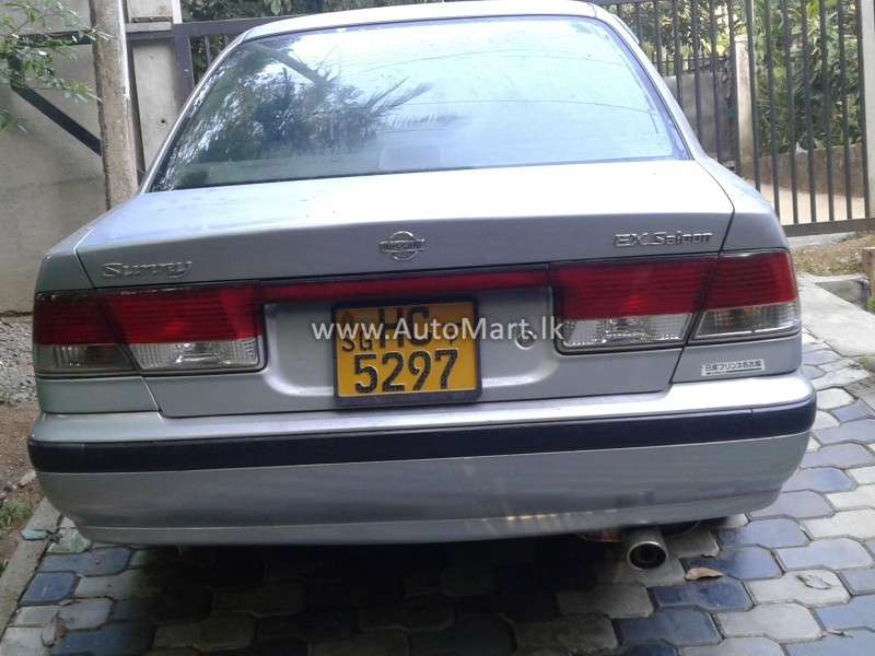 Image of Nissan Sunny FB15 2000 Car - For Sale
