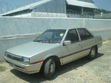 Image of Mitsubishi Lancer C12 GLX 1985 Car - For Sale