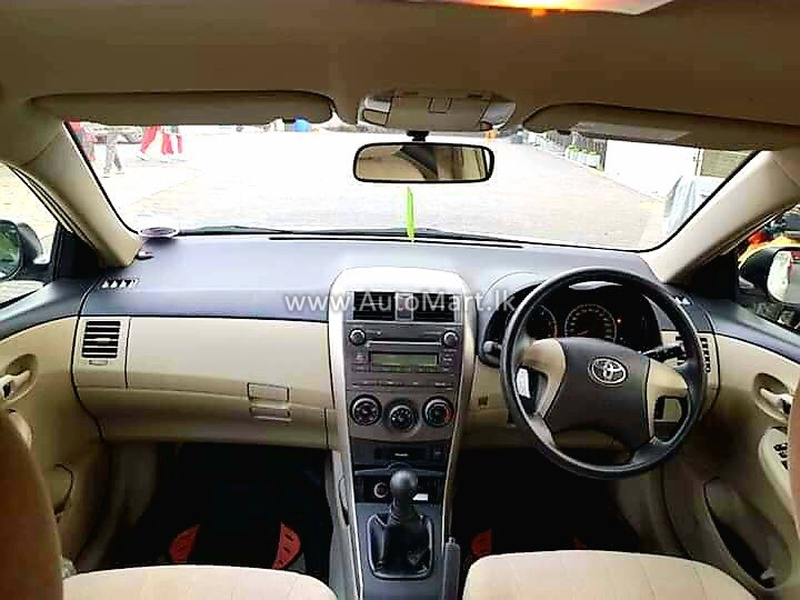 Image of Toyota COROLLA 141 2011 Car - For Sale