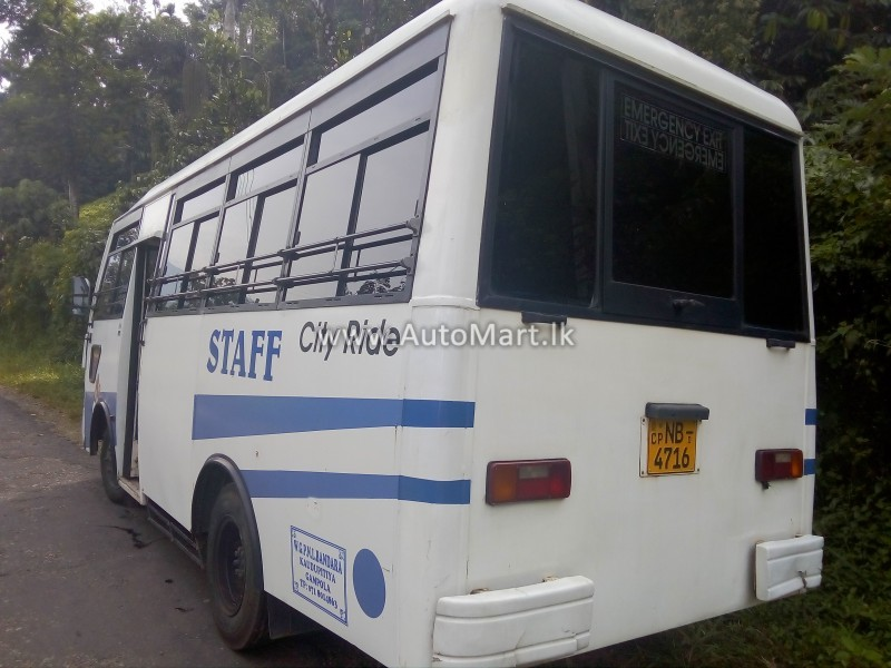 Image of Tata City ride 407 Ex 2012 Bus - For Sale