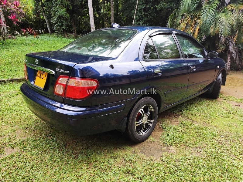 Image of Nissan Sunny N16 2001 Car - For Sale