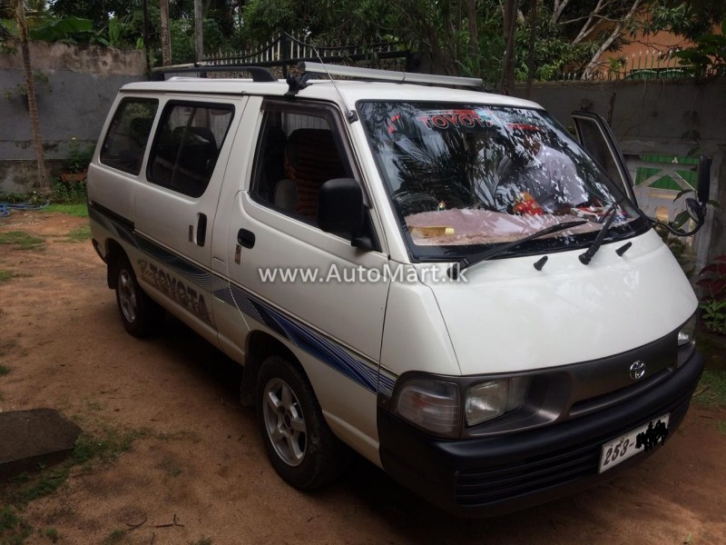 Image of Toyota Lotto Townace 1994 Van - For Sale