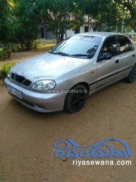 Image of Daewoo lanos 2004 Car - For Sale