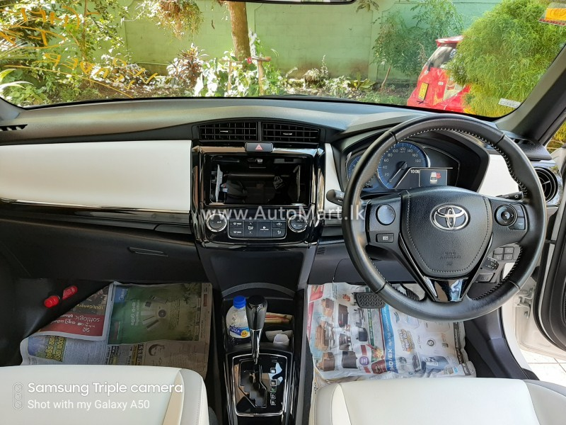 Image of Toyota Axio WXB 2018 Car - For Sale