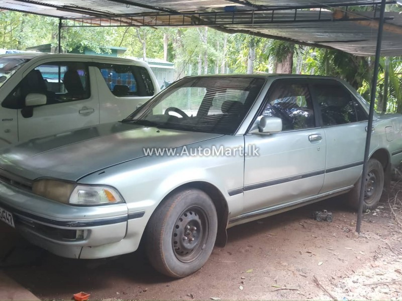 Image of Toyota Carina AT170 1990 Car - For Sale