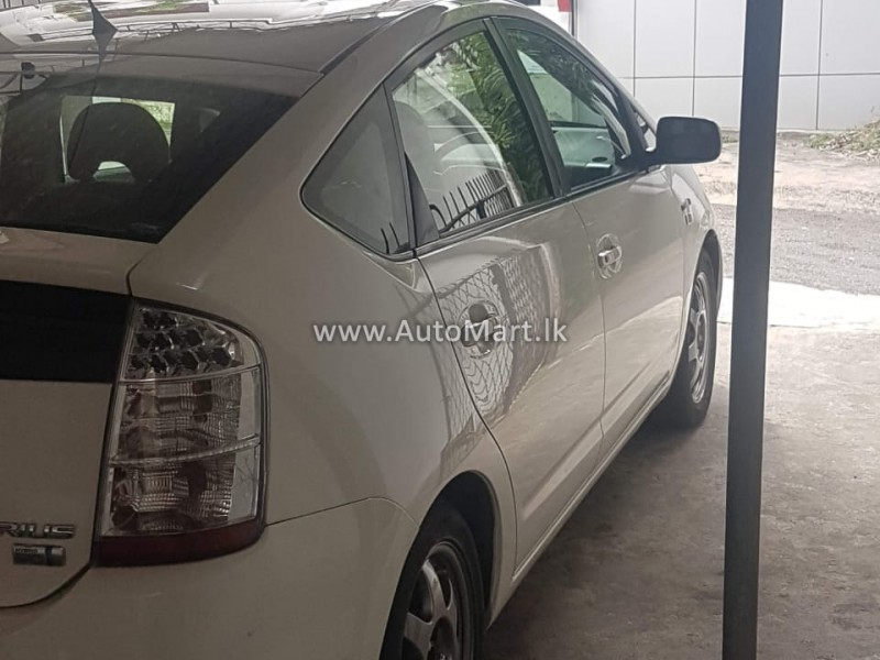 Image of Toyota Prius hybrid 2008 Car - For Sale