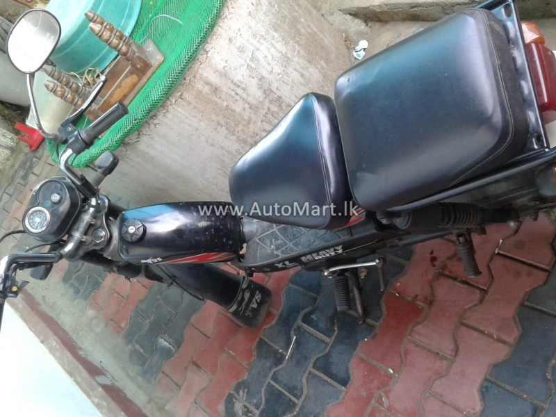 Image of TVS Heavy duty 2015 Motorcycle - For Sale
