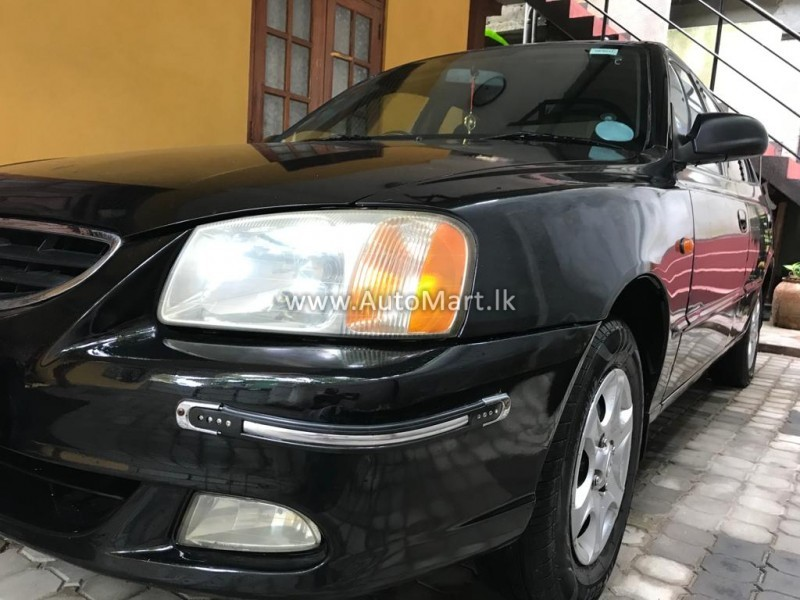 Image of Hyundai Accent 2003 Car - For Sale