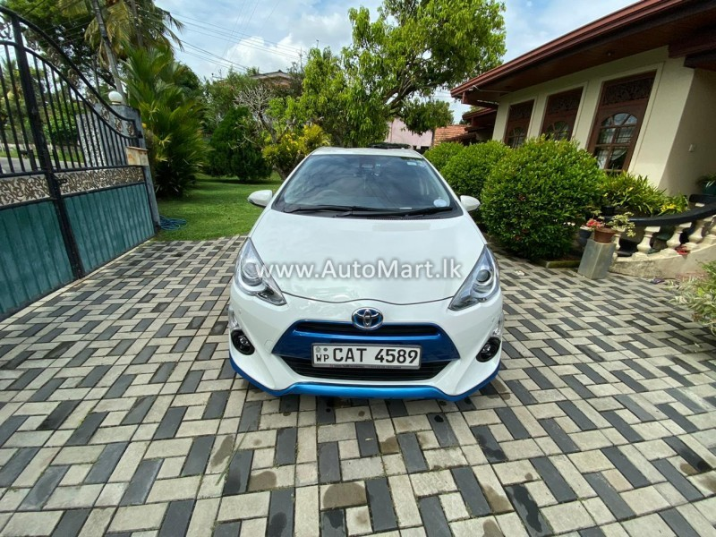Image of Toyota Aqua 2016 Car - For Sale