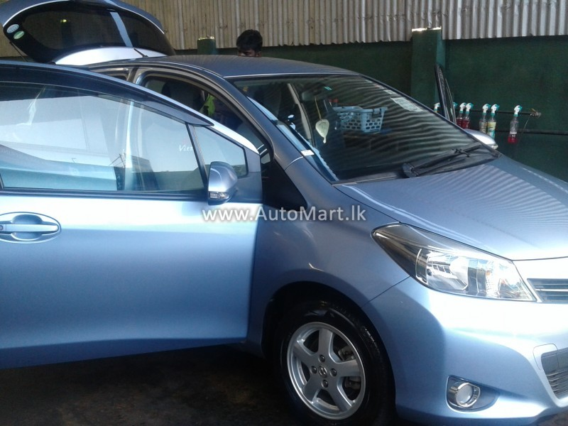 Image of Toyota Vitz 2014 Car - For Sale