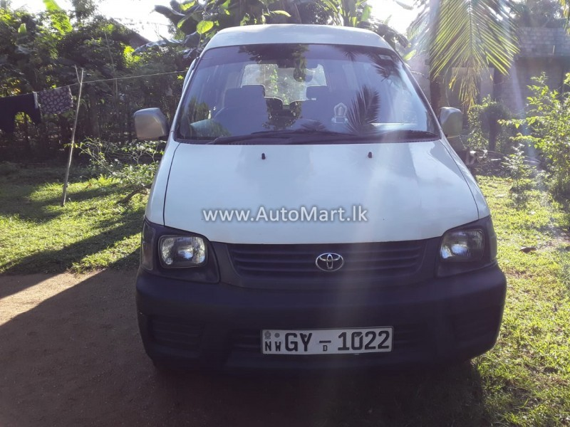 Image of Toyota Town Ace 1998 Van - For Sale