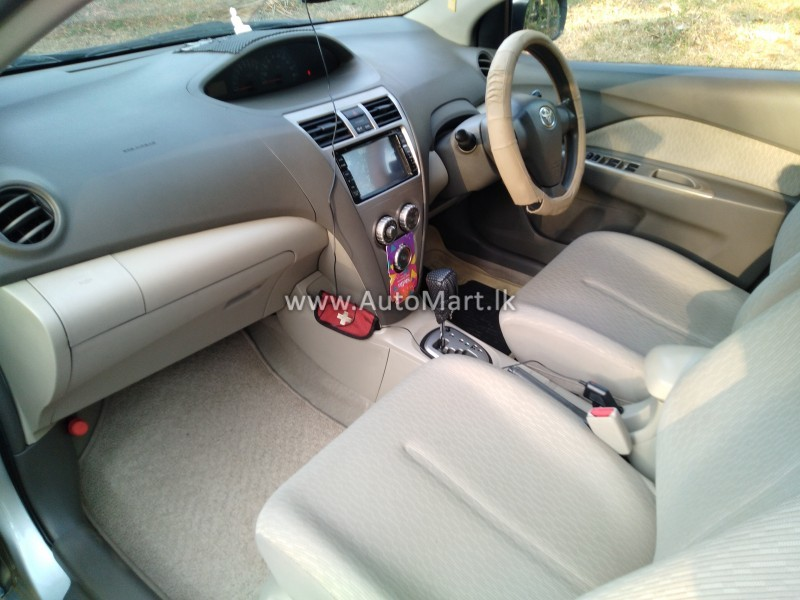 Image of Toyota TOYOTA. BELTA. 1300CC 2011 Car - For Sale