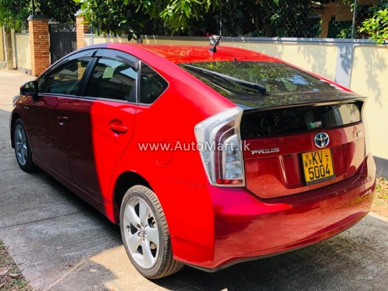 Image of Toyota prius 2012 Car - For Sale