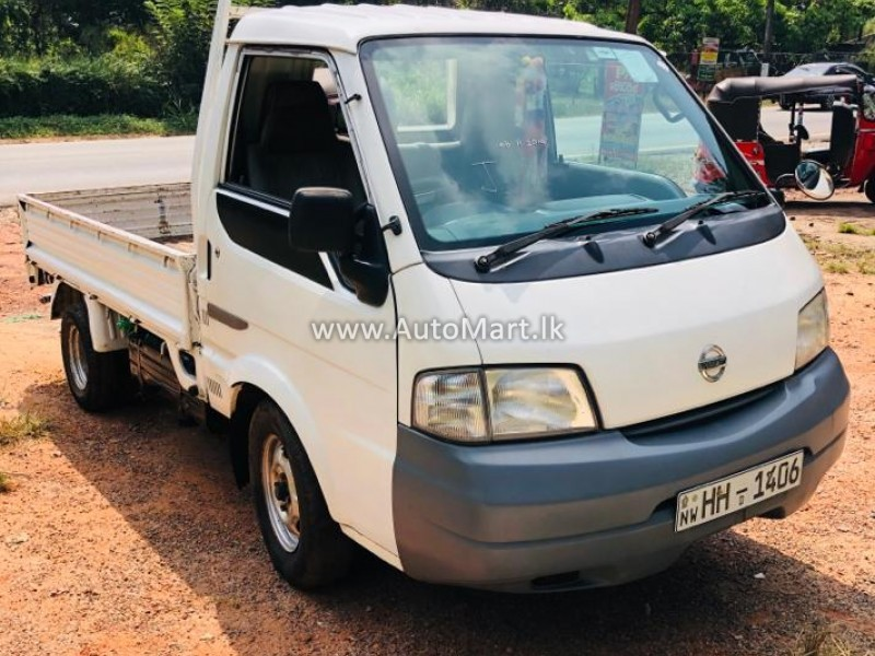 Image of Nissan singha muna 1998 Lorry - For Sale