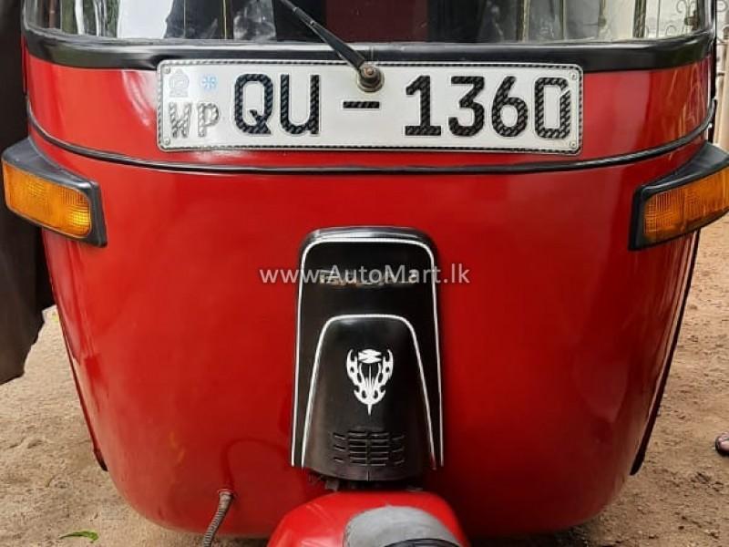 Image of Bajaj Bajaj 4 Stroke 2009 Three Wheel - For Sale