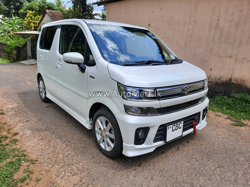 Suzuki Wagon R Fz  Safety  2017 Car - For Sale