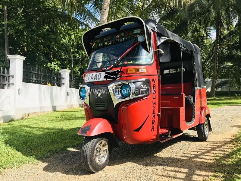 Image of Bajaj Re 200 2014 Three Wheel - For Sale