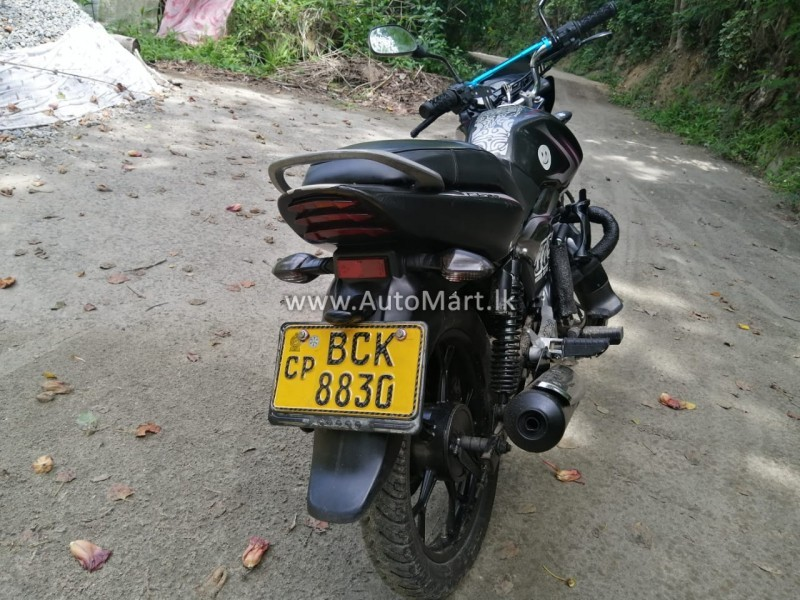 Image of Bajaj Discover 2015 Motorcycle - For Sale