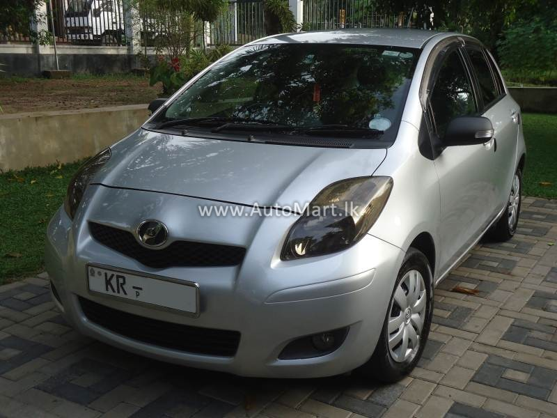 Image of Toyota Vitz 8 Air bags 2008 Car - For Sale