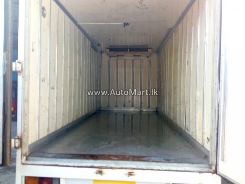 Image of Mitsubishi Canter Freezer Lorry 1999 Lorry - For Sale
