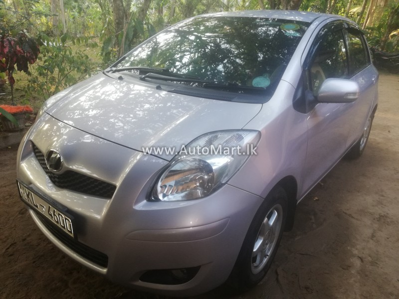Image of Toyota VITZ 1300 8 Airbag 2007 Car - For Sale