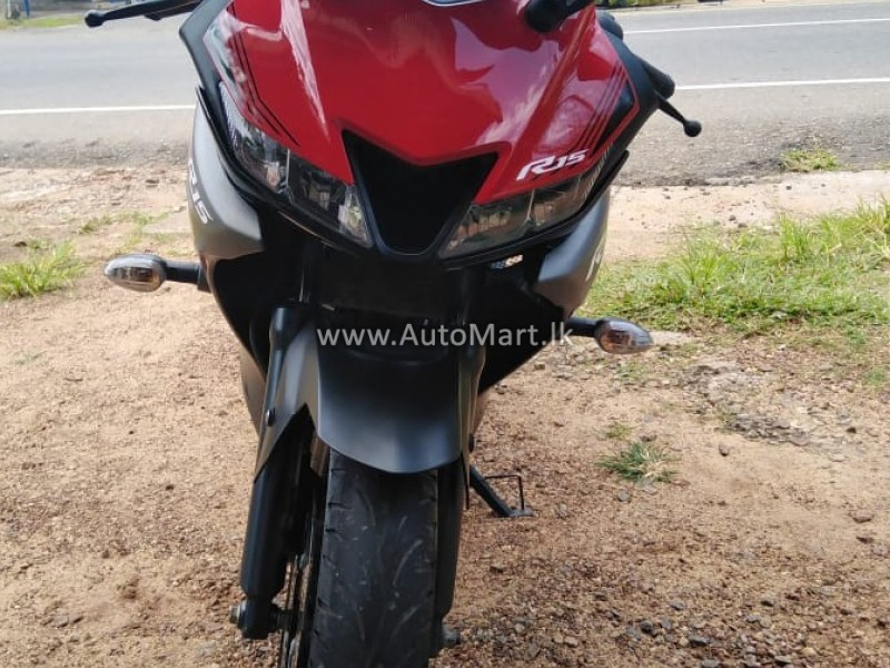 Image of Yamaha R15 2019 Motorcycle - For Sale