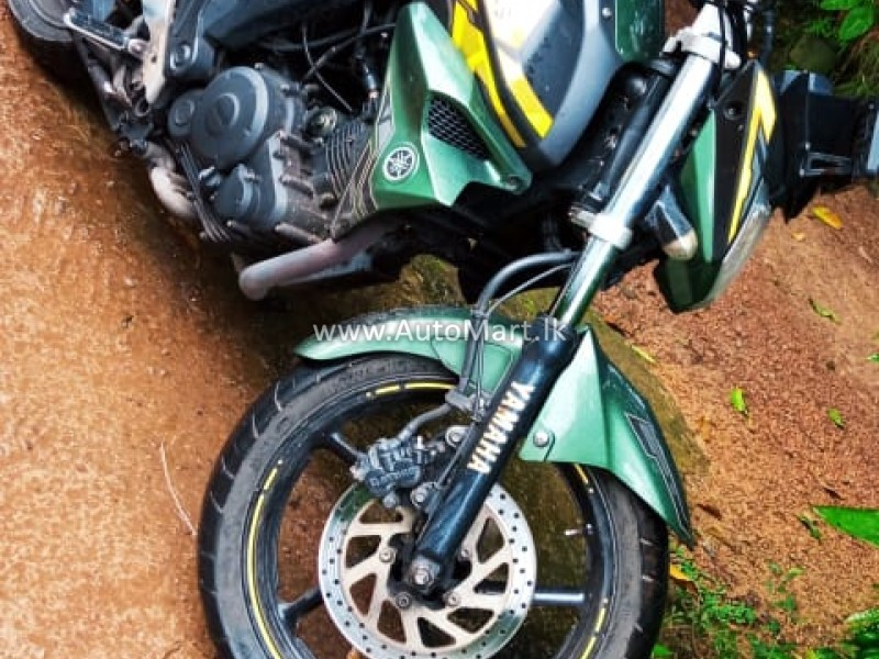 Image of Yamaha Fz-S2 2017 Motorcycle - For Sale