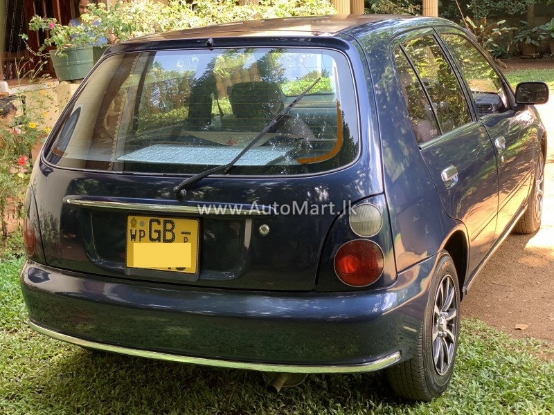Image of Toyota Starlet ep91 1998 Car - For Sale