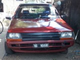 Mitsubishi C11 miraj 2 door 1989 Car