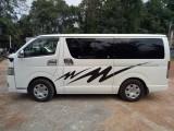 Toyota Super GL KDH 201 2012 Van