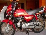 Hero CD Deluxe 2011 Motorcycle