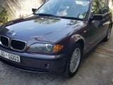 BMW 318 i 2004 Car