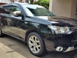Mitsubishi Outlander PHEV 2013 Jeep