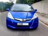Honda Fit GP1 Navi Premium 2012 Car