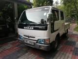 Nissan Atlas cewcab 2003 Pickup/ Cab