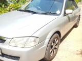 Mazda Bj5p 2000 Car