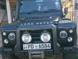 Land Rover Defender 2009 2009 Jeep