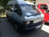 Toyota Litace 1992 Van