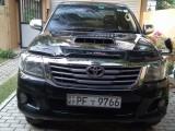 Toyota hilux vigo 2012 Pickup/ Cab