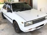 Nissan Sunny B-11 1984 Car