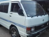 Toyota LH 61 SHELL 1989 Van