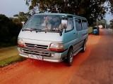 Toyota Hiace (Dolphin) 1998 Van