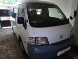 Nissan vanette Lion Face 2007 2007 Van