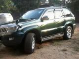 Toyota Land Cruiser Prado 120 2003 Jeep